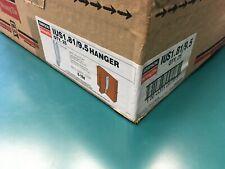 Simpson Strong Tie 95 Ius Face Mount I Joist Hanger Ius18195 Box Of 25 New