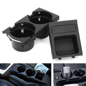 Porte-gobelet-pour-console-centrale-Boite-de-rangement-BMW-E46-3Series-1999-2006
