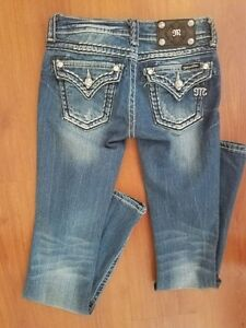 24 X Jeans Taille Js5014b32 Me Boot 5 Miss Poches 32 YOXxAX