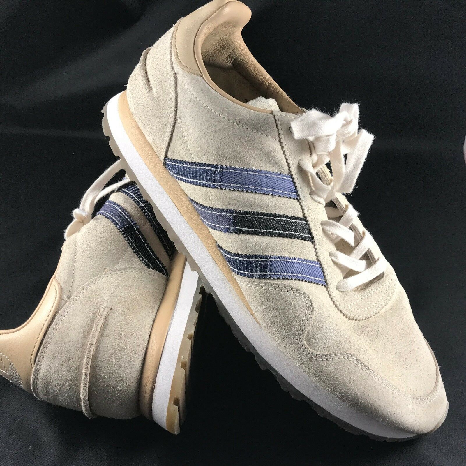 Adidas Consortium X Bodega Bodega Bodega X Embout Havre Soi Patchwork Cuir Suédé Jeans BY2103 39f1ae