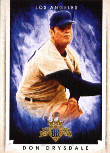 2015 Diamond Kings Baseball Finish Your Set *GOTBASEBALLCARDS