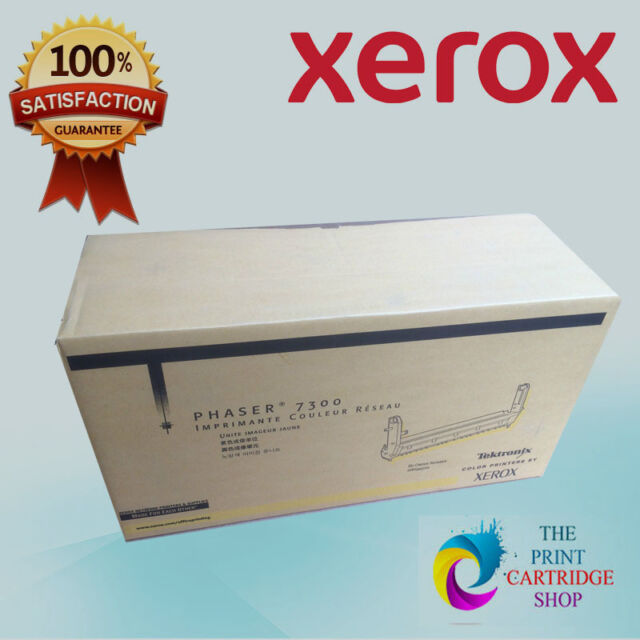 New & Original Fuji Xerox 016199500 Yellow Drum Unit PHASER 7300 30K Pages