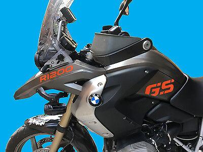 adesivi//adhesives//stickers//decal Adesivi serbatoio  BMW GS R 1200 dal 2008