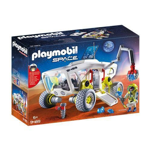 PLAYMOBIL 9489 Mars-Erkundungsfahrzeug  | Verwendet in der der der Haltbarkeit  38427e