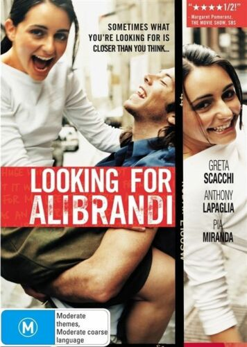1 of 1 - Looking For Alibrandi - DVD LIKE NEW FREE POST AUS REGION 4