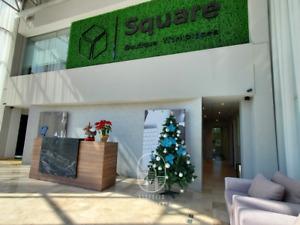 Oficina en Renta, 33m2  Zona Andares. Puerta de Hierro Guadalajara