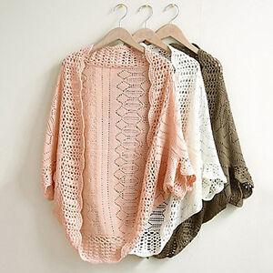 JT-Women-Crochet-Kimono-Hollow-Knit-Tops-Knitwear-Coat-Outwear-Cardigan-Fashi