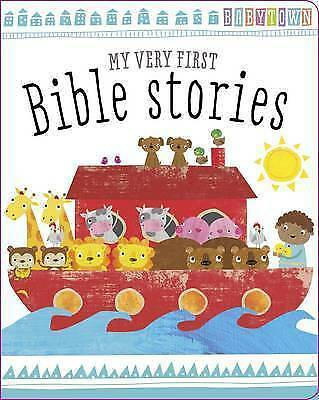 Make Believe Ideas, My Very First Bible Stories (Baby Town), Board book, Very Go