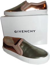 Givenchy Skate Metallic Loafer Sneaker Flat Shoe Moccasins 39 - 8.5 Espadrille