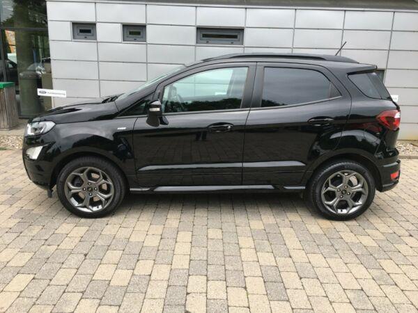 Ford EcoSport 1,5 TDCi 100 ST-Line - billede 1