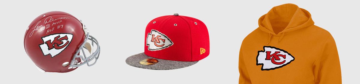 best website 0269a 67893 Kansas City Chiefs NFL Fan Apparel & Souvenirs for sale   eBay