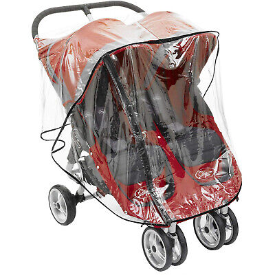 Raincover Compatible with Britax B-Agile Twin Double Pushchair 213