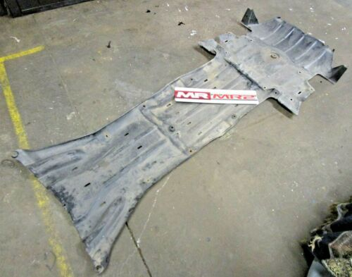 Toyota MR2 MK2 Turbo 1st 2nd /& 3rd Sous Bac gardes Set-MR MR2 Used Parts
