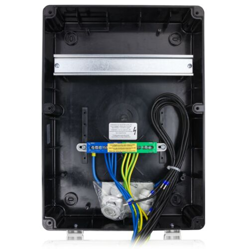 Distribution d/'alimentation électrique Eco 1x16a 1x32a 2x230 baustromverteiler Wandverteiler 2602
