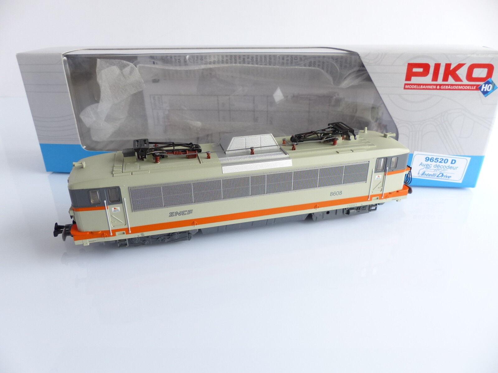 calidad fantástica PIKO 96520 D LOCOMOTIVE ELECTRIQUE BB 8608 8608 8608 LIVREE BETON DEPOT TOULOUSE DIGITALE  a la venta