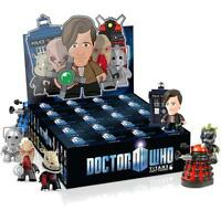 """DOCTOR WHO - 3"""" Series 1 Blind Box Titans Vinyl Figurines Display (20ct) #NEW"""
