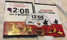 12:08 East of Bucharest + Insert! (DVD, 2007) Tartan Video