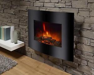 El-Fuego-Elektrokamin-Aarau-mit-LED-Flammeneffekt-zur-Wandmontage-geeignet