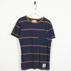 Vintage-VANS-Small-Logo-Striped-T-Shirt-Tee-Navy-Blue-small-S