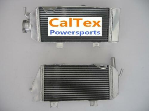 High Flow CRF450R CRF450 Aluminum Oversiz Radiator R//L 2009-11