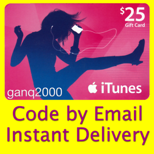 25-APPLE-US-iTunes-GIFT-CARD-voucher-certificate-FAST-USA-Store-100-Genuine