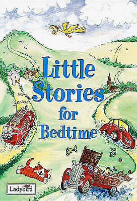 Very Good, Little Stories For Bedtime (Little Stories Collection), Ladybird Book