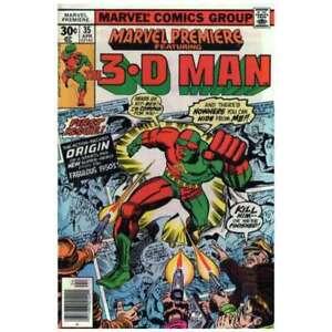 Marvel-Premiere-35-in-Fine-condition-Marvel-comics-rp
