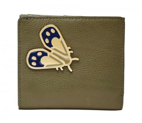 Wallet Geldbörse Fossil Mini Neu Grün Rfid Caroline Rosemary 64cpzOqFw