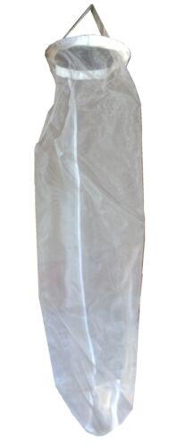 1 Filtre nylon à anse18x82cm 200µ microns fermenteur thé compost aéré TERRALBA