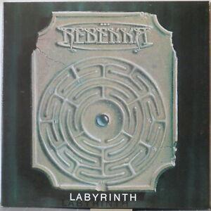REBEKKA Labyrinth LP German Prog Rock – on Ohrwurm Records