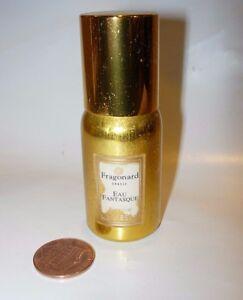 Womens Used Fragonard Eau Fantasque Perfume Parfum 15 Ml Splash