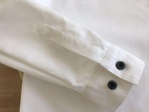 Taschino ☄️ Newton gr Giacca cotone in uomo da M cotone Einstein bianco Nuovo in 0fqWUCwq