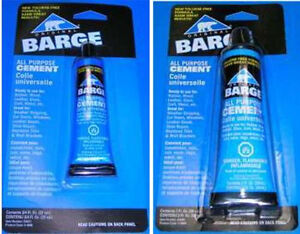 Barge-Original-All-Purpose-Cement-TF-3-4Oz-22mL-2Oz-59mL-Tube-NEW-Quabaug