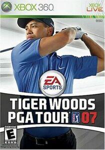 Tiger-Woods-PGA-Tour-07-Xbox-360-Xbox-360-Xbox-360-EACH-GAME-2-BUY-AT-LEA