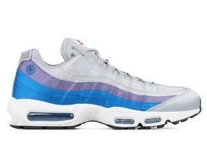sports shoes e30ce 6b8fe ... Hommes-Nike-Air-Max-95-Soi-Wolf-Baskets-