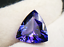 High-quality-AAAAA-LOOSE-GEMSTONE-UNHEATED-BLUE-COLOR-TANZANITE-12mm-TRIANGLE thumbnail 4