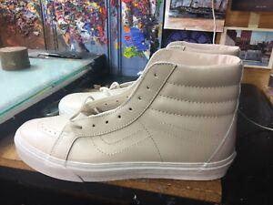 d8ff49538f Vans SK8-Hi (DX) Leather Whisper Pink Size US 11.5 Men s VN0A38GJOES ...