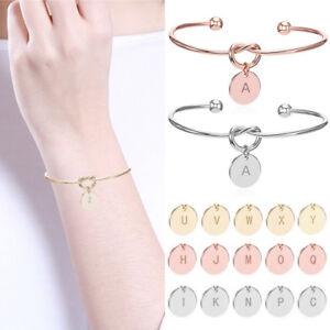 Mode-Femme-Manchette-Bracelet-Ouvert-Or-Argente-Reglable-Fantaisie-Bangle-Bijoux