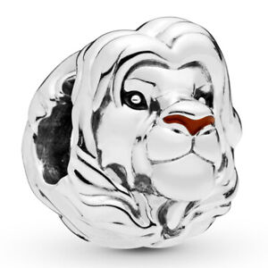 PANDORA-Disney-Charm-798049-ENMX-The-Lion-King-Simba-Silber-Bead