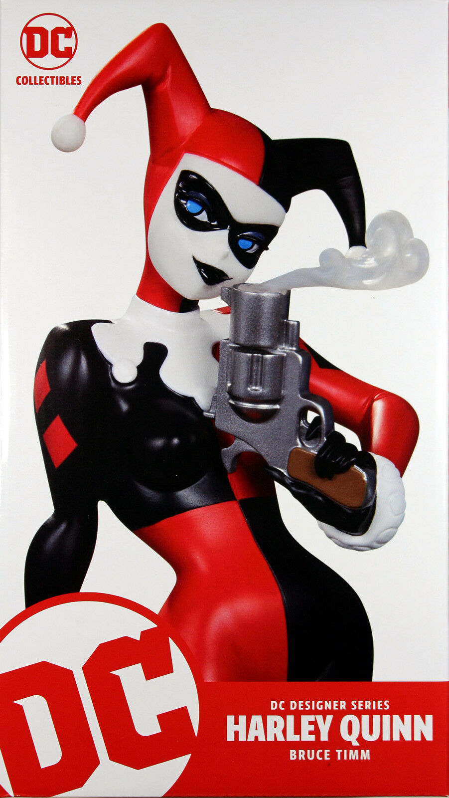 DC Collectibles  Designer Series  HARLEY QUINN STATUE  Bruce Timm