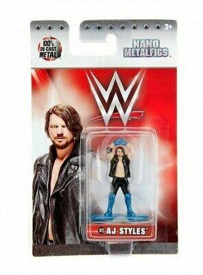 "NEW ~ Nano MetalFigs 1.5/"" WWE Die-Cast Figures ~ Finn Balor New In Box Demon"
