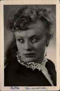 Russland-Sowjetunion-Film-Buehne-Kino-Schauspielerin-Alla-Larionova-Russia-Foto