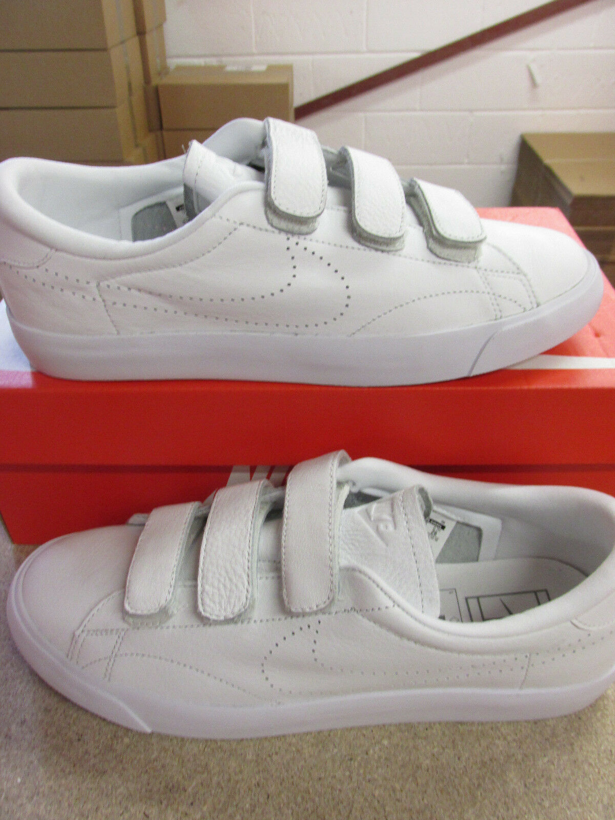 Nike Tennis Classic AC V Mens Trainers 749448 100 Sneakers shoes