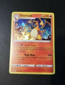 Charizard CRACKED ICE HOLO [025/185 Vivid Voltage Exclusive Pokemon PSA?]