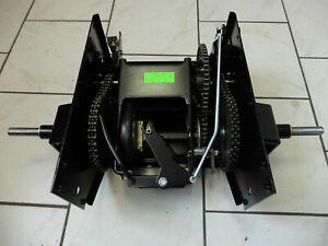 MC-Culloch-Mow-Cart-Antrieb-Getriebe-kpl-Hinterachse-Antriebsscheibe-532436144