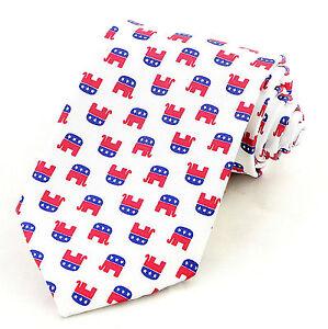Republican Party Necktie