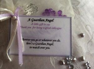 Image Is Loading Guardian Angel Thank You Birthday Gift For Carer