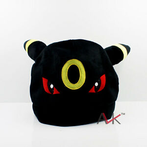 ed69c7a23a3 Image is loading Pokemon-Umbreon-Warm-Soft-Hat-Cap-Cosplay-Brand-