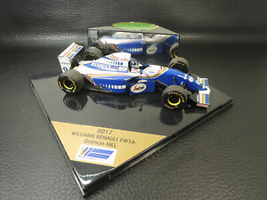 1-24-ONYX-5017-DAMON-HILL-WILLIAMS-RENAULT-FW16-1994-Diecast-Official-Racing-Car