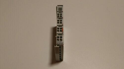 Beckhoff KL9187 Potenzialverteilungsklemme 8 x 0 V